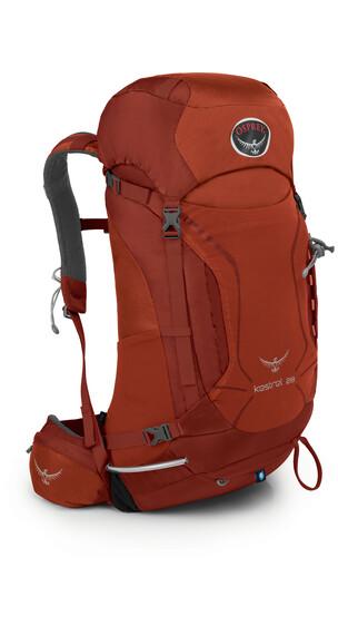 Osprey M's Kestrel 28 Backpack Dragon Red